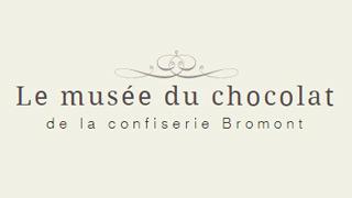 Musée du Chocolat de la Confiserie Bromont Logo