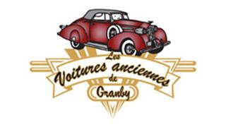 Voitures Anciennes de Granby Logo