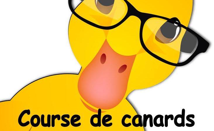 course de canard