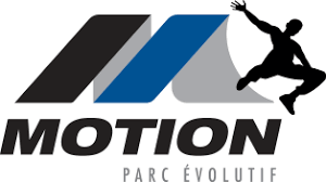 Motion Parc évolutif Logo