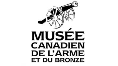 Musée canadien de l'arme et du bronze Logo